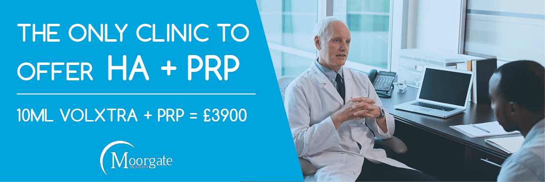 PRP Treatment | Moorgate Andrology