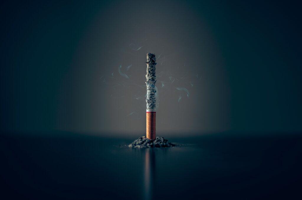 smoking causes low sperm count